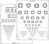 Distance Vision Eye Chart Good-Lite 3 Meter Folding (1 EA) (Good-Lite 250100)