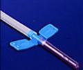 Dialysis Needle BioHole Anti Stick Needle 17 Gauge 1 Inch (Case of 10) (Nipro Medical FD+172530BC)