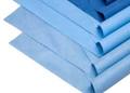 Sterilization Wrap DuraBlue CH200 Light Blue 30 X 30 Inch Lightweight Items (Case of 144) (Cardinal CH200030)