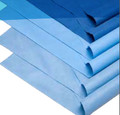 Sterilization Wrap DuraBlue CH200 Light Blue 40 X 40 Inch Lightweight Items (Case of 120) (Cardinal CH200040)