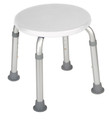 Shower Stool drive Without Arms Aluminum Frame 13.5 to 21 Inch (1 EA) (Drive Medical RTL12004KD)