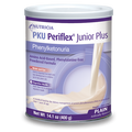 Periflex Junior Plus PKU Oral Supplement Plain Flavor 14.1 oz. Can Powder (Case of 6) (Nutricia North America 89477)