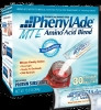 PhenylAde® Amino Acid Blend PKU Oral Supplement Unflavored 12.4 Gram Pouch (Case of 30 Pouches) (Nutricia 95004)