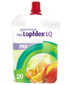 PKU Lophlex LQ Tropical 4.2 oz. Pouch (Case of 30) (Nutricia 86055)