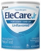 Pediatric Oral Supplement EleCare® Jr Unflavored 14.1 oz. Can Ready To Mix Case of 6 (Abbott 55253)