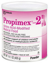 Propimex®-2 Amino Acid Modified Oral Supplement Unflavored 14.1 oz. Can Powder (Case of 6 Cans) (Abbott 51134)