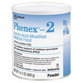 Phenex-2 Unflavored 14.1 oz. Can Powder (Case of 6) (Abbott 51122)