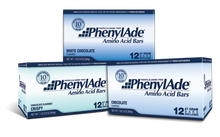 PhenylAde® Amino Acid Bars 47 Gram Individually Wrapped Ready to Use (Case of 12) (Nutricia 9590)