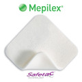 Mepilex Foam Dressing Non-Adherent 4 X 4 Inch Square (Molnlycke #294199, Case of 70)