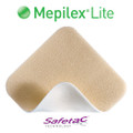 Mepilex Lite Foam Dressing 4x4 inch (Molnlycke #284190, Case of 50)