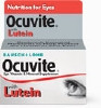 Eye Vitamin and Mineral Supplement with Lutein Ocuvite 1000 IU / 60 IU / 200 mg / 2 mg Tablet 120 per Bottle (1 Bottle) (Bausch & Lomb 24208038762)