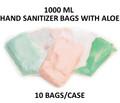 McKesson Hand Sanitizer with Aloe, 1000 mL, Ethanol Dispenser Bag