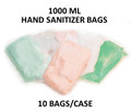 McKesson Hand Sanitizer, 1000 mL, Ethanol Dispenser Bag