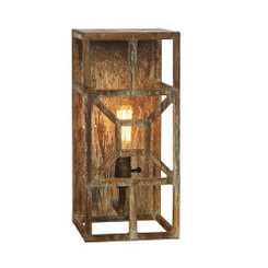 French Iron Normandy Sconce
