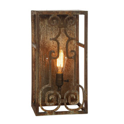 French Iron Wilmington Sconce