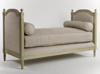 Zentique Antoinette Daybed in Grey Birch