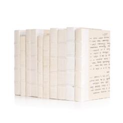 Linear Foot Antique Vellum Books