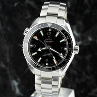 OMEGA Seamaster PLANET OCEAN GMT 600M Ceramic Co-Axial 232.30.44.22.01.001