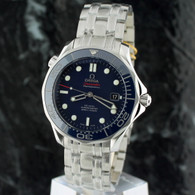 OMEGA SEAMASTER Diver BLUE CERAMIC 300m 41mm  212.30.41.20.03.001
