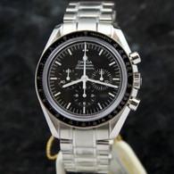 Omega Speedmaster Professional MOON WATCH 'SAPPHIRE SANDWICH' 42mm PRESENTATION 311.30.42.30.01.006