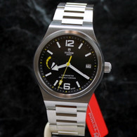 Tudor NORTH FLAG Power Reserve 91210N Automatic IN-HOUSE mov't