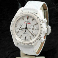 OMEGA Speedmaster Moonwatch WHITE SIDE OF THE MOON Ceramic 311.93.44.51.04.002