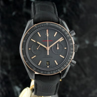 OMEGA Speedmaster Moonwatch Dark Side Of The Moon SEDNA BLACK 311.63.44.51.06.001