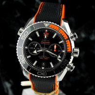 OMEGA SEAMASTER Planet Ocean Chrono ORANGE 46mm CoAxial 215.32.46.51.01.001