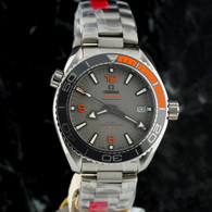 OMEGA Seamaster PLANET OCEAN TITANIUM on bracelet 215.90.44.21.99.001