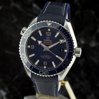 OMEGA Seamaster PLANET OCEAN BLUE 43.5mm  215.33.44.21.03.001