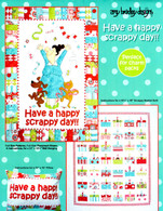 Have a Happy Scrappy Day