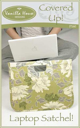 Covered Up! Laptop Satchel