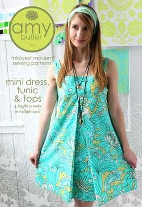 Mini Dress, Tunic & Top
