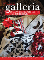 A Galleria of Machine Artistry and Quilting