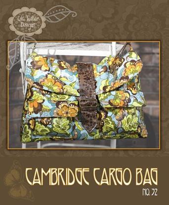 Cambridge Cargo Bag