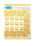 Heather Feathers Borders Collection with CD
