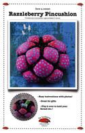 Razzleberry Pincushion Pattern