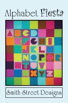Alphabet Fiesta with CD
