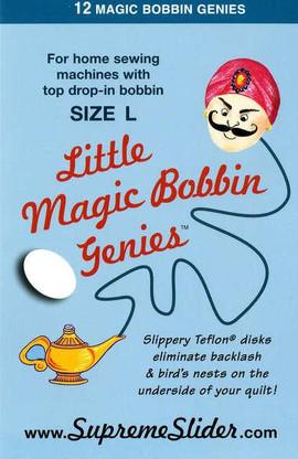 Little Magic Bobbin Genies - Size Large