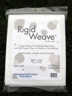 Rigid Weave By the Yard 30 in x 36 in