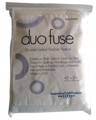 Duo Fuse Fusible Fleece 45 in x 36 in