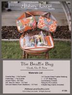 The Beatle Pak - Grab, Go & Sew