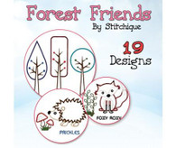 Forest Friends with CD