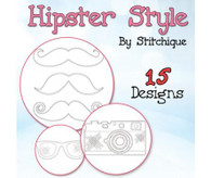 Hipster Style with CD