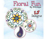 Floral Fun with CD