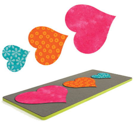 AccuQuilt GO! - Heart 2in, 3in and 4in