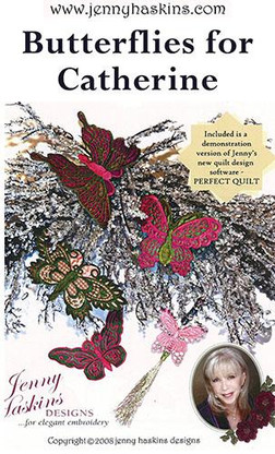 Butterflies For Catherine with CD
