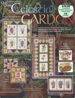 Celestial Garden with CD - Quik Cross Stitch Quilts