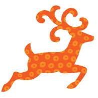 AccuQuilt GO! Reindeer