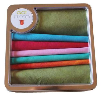 GO! Bloom Fabric Kit